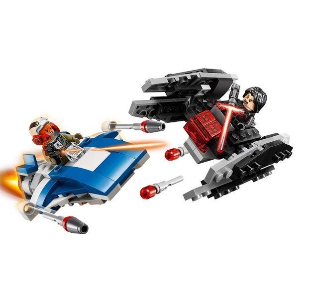 LEGO® Star Wars™ CONF Dualpack Aero + Victor 75196 2