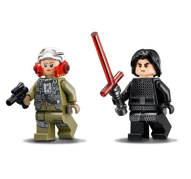 LEGO® Star Wars™ CONF Dualpack Aero + Victor 75196 3
