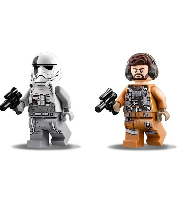 LEGO® Star Wars™ CONF Dualpack Carver + Golf 75195 1