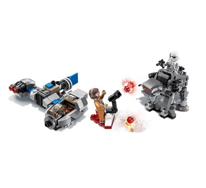 LEGO® Star Wars™ CONF Dualpack Carver + Golf 75195 3