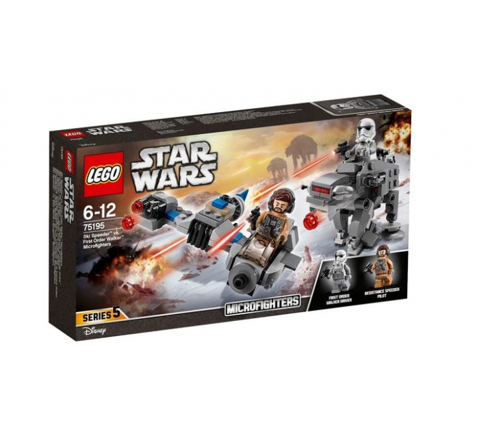 LEGO® Star Wars™ CONF Dualpack Carver + Golf 75195 0