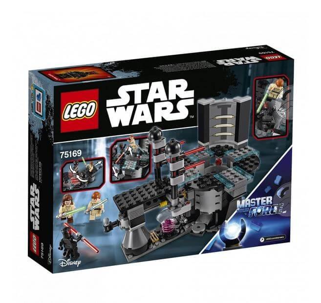 LEGO® Star Wars™ Duel pe Naboo™ 75169 0