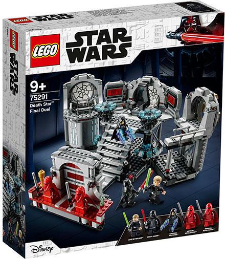 LEGO Star Wars Duelul Final Death Star 75291 [0]