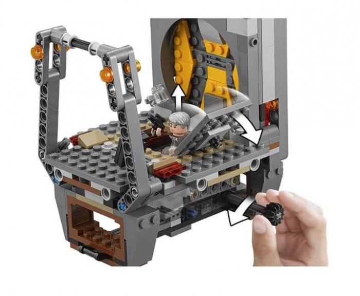 LEGO® Star Wars™ Evadarea Rathtar™ 75180 1