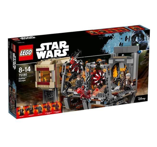 LEGO® Star Wars™ Evadarea Rathtar™ 75180 0