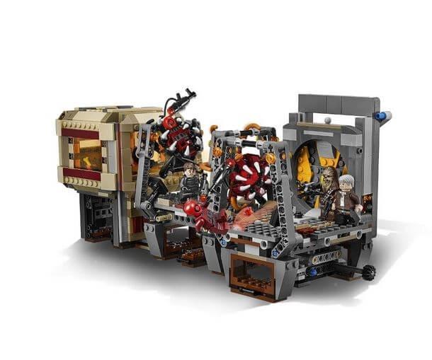 LEGO® Star Wars™ Evadarea Rathtar™ 75180 3