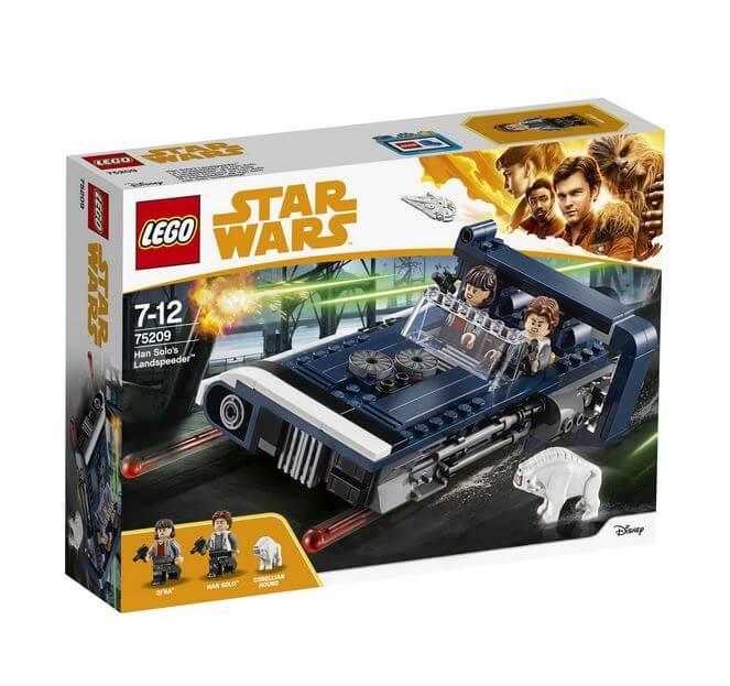 LEGO® Star Wars™ Han Solo's Landspeeder™ 75209 0
