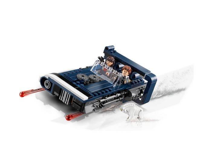 LEGO® Star Wars™ Han Solo's Landspeeder™ 75209 1
