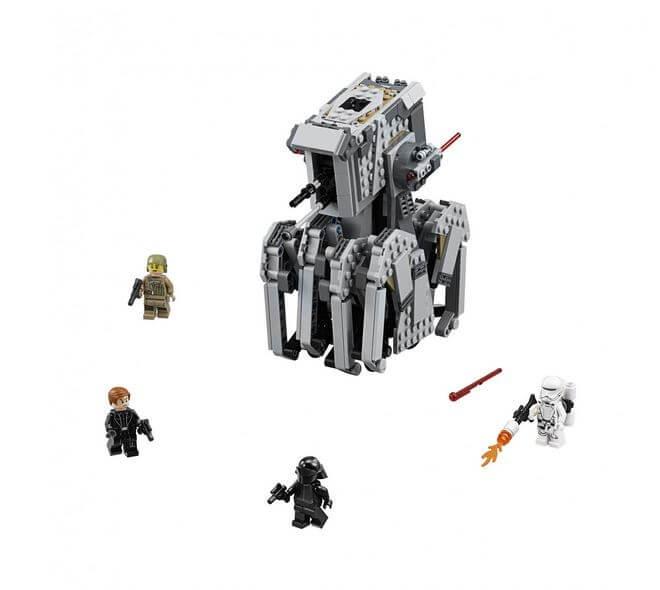 LEGO® Star Wars™ Heavy Scout Walker™ al Ordinului Intai 75177 2