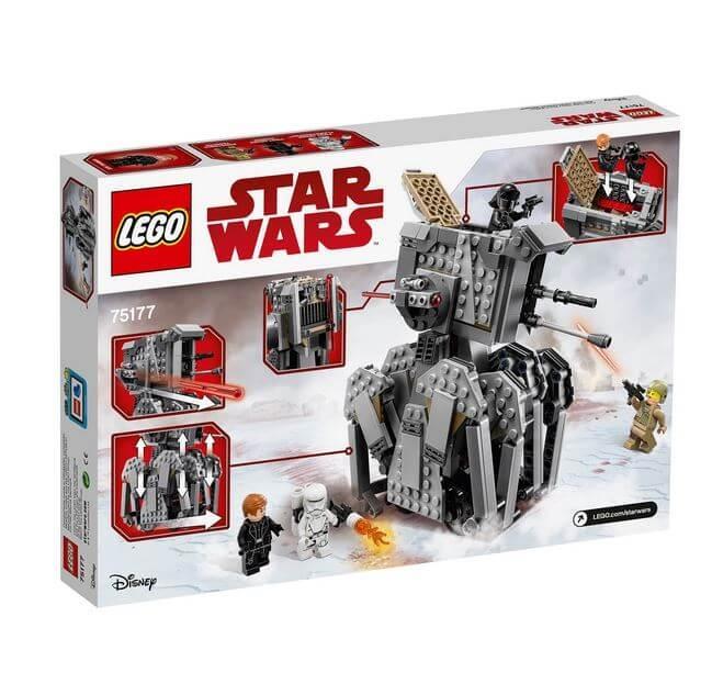LEGO® Star Wars™ Heavy Scout Walker™ al Ordinului Intai 75177 1