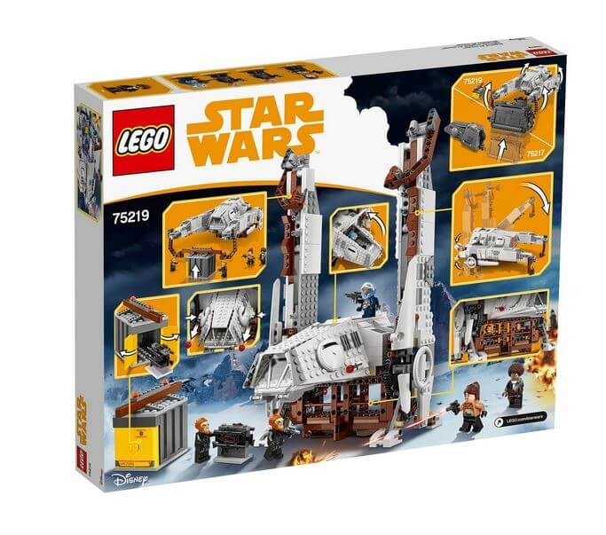 LEGO® Star Wars Imperial AT-Hauler 75219 2