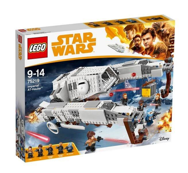 LEGO® Star Wars Imperial AT-Hauler 75219 0