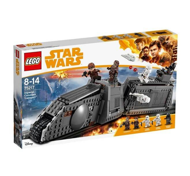 LEGO® Star Wars Imperial Conveyex Transport 75217 0