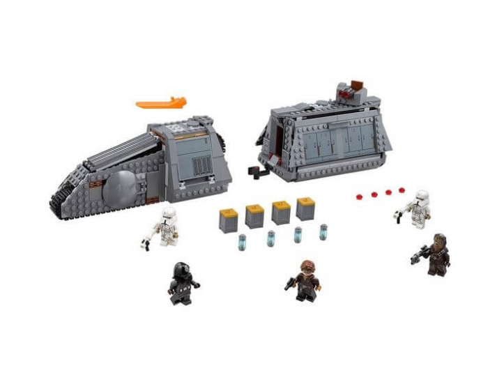 LEGO® Star Wars Imperial Conveyex Transport 75217 2