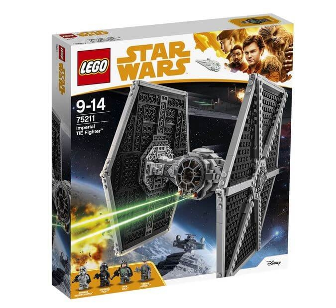 LEGO® Star Wars™ Imperial TIE Fighter™ 75211 0