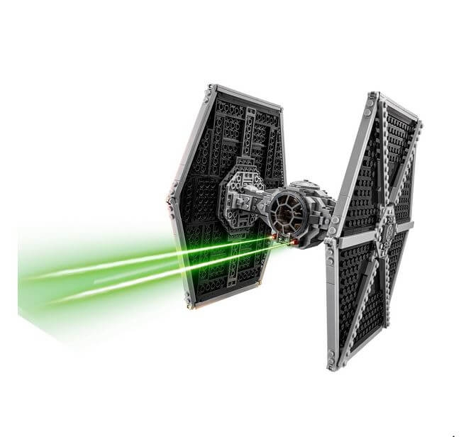 LEGO® Star Wars™ Imperial TIE Fighter™ 75211 2