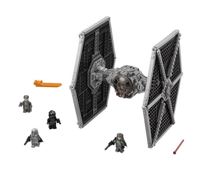LEGO® Star Wars™ Imperial TIE Fighter™ 75211 1