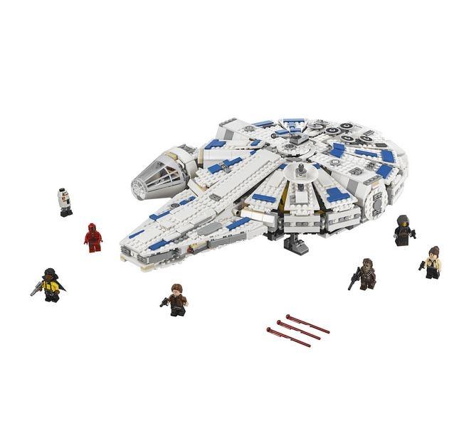 LEGO® Star Wars™ Millennium Falcon™ 75212 3