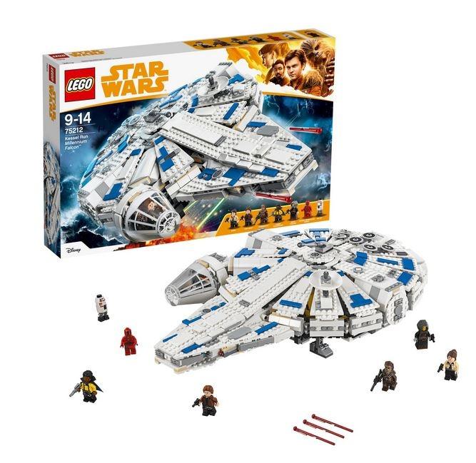 LEGO® Star Wars™ Millennium Falcon™ 75212 2