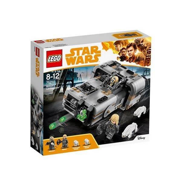 LEGO® Star Wars™ Moloch's Landspeeder™ 75210 1