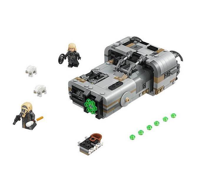 LEGO® Star Wars™ Moloch's Landspeeder™ 75210 0