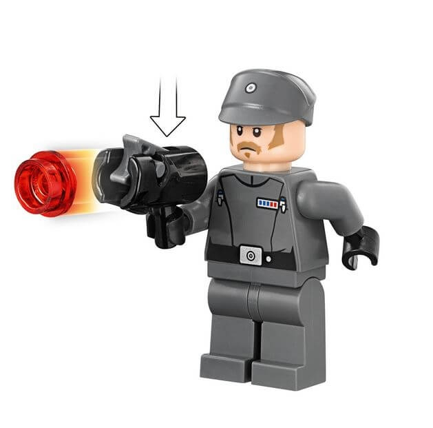 LEGO® Star Wars™ Pachet de lupta Patrula imperiala 75207 3