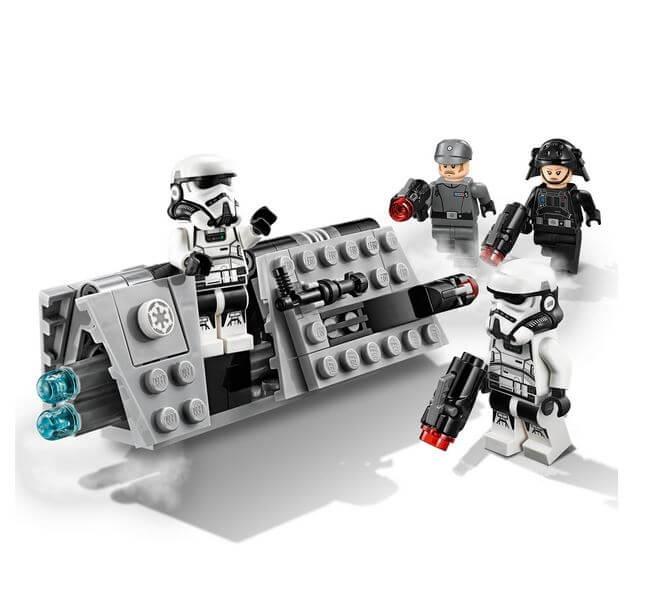 LEGO® Star Wars™ Pachet de lupta Patrula imperiala 75207 4