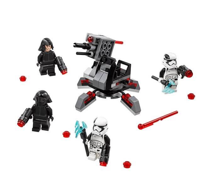 LEGO® Star Wars™ Pachetul de lupta al Specialistilor Ordinului Intai 75197 3