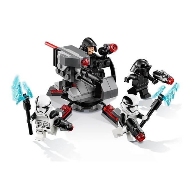 LEGO® Star Wars™ Pachetul de lupta al Specialistilor Ordinului Intai 75197 2