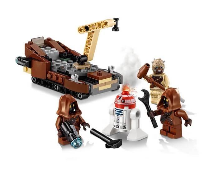 LEGO® Star Wars™ Pachetul de lupta Tatooine™ 75198 [2]