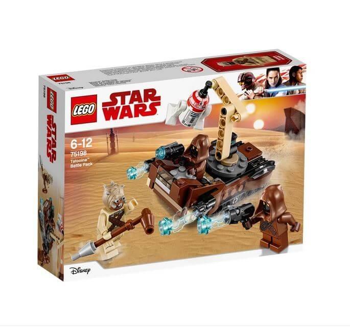 LEGO® Star Wars™ Pachetul de lupta Tatooine™ 75198 [0]