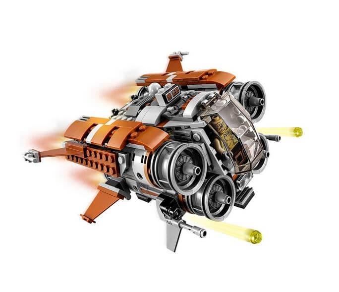 LEGO® Star Wars™ Quadjumper Jakku™ 75178 1