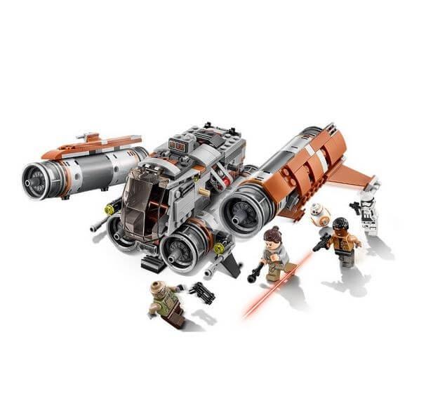 LEGO® Star Wars™ Quadjumper Jakku™ 75178 3