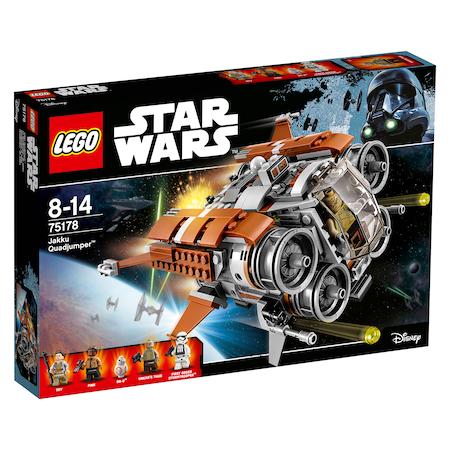 LEGO® Star Wars™ Quadjumper Jakku™ 75178 [0]