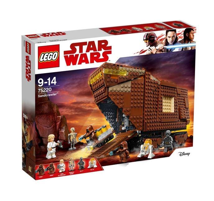 LEGO® Star Wars Sandcrawler 75220 0