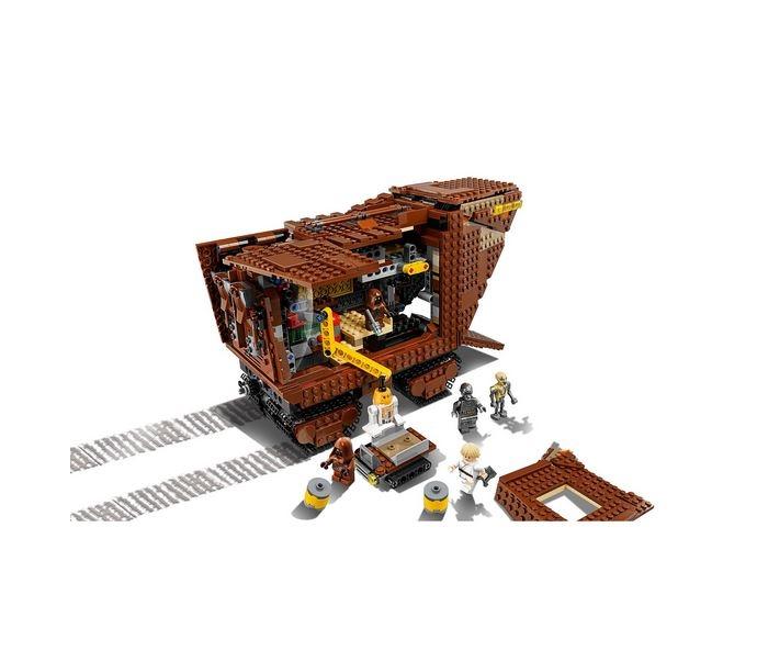 LEGO® Star Wars Sandcrawler 75220 2