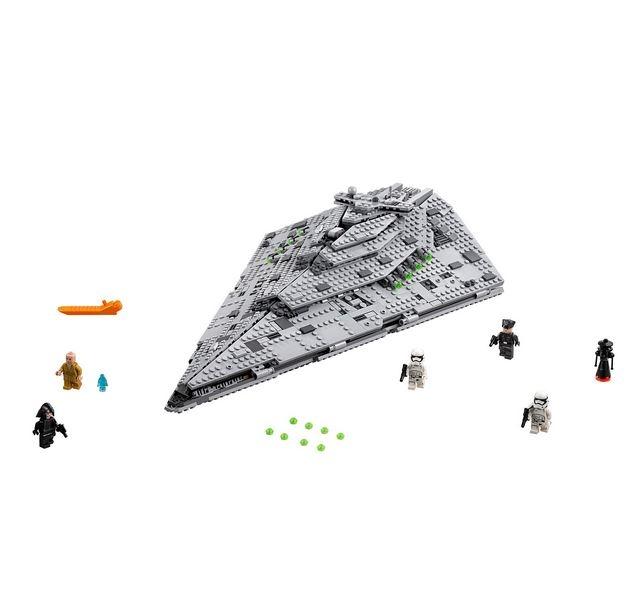 LEGO® Star Wars™ Star Destroyer™ al Ordinului Intai 75190 2