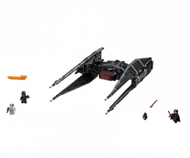 LEGO® Star Wars™ TIE Fighter™-ul lui Kylo Ren 75179 1