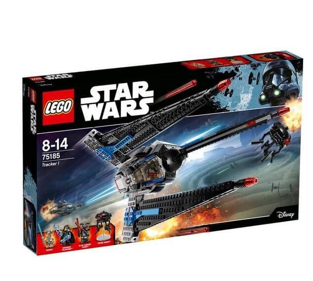LEGO® Star Wars™ Tracker I 75185 1