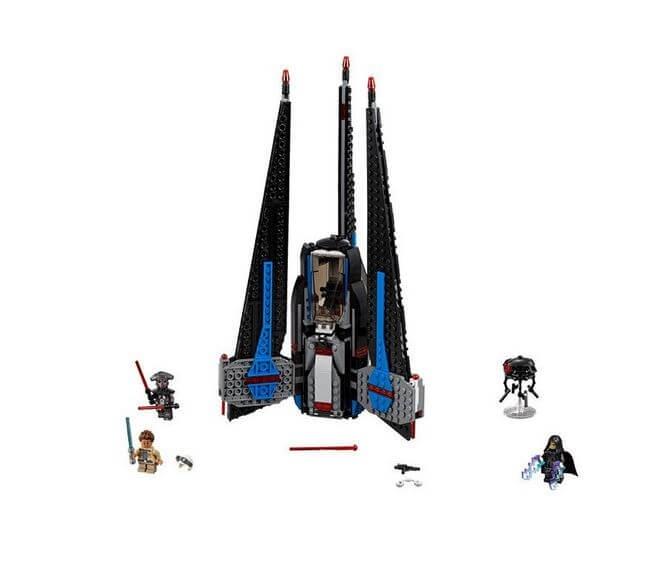 LEGO® Star Wars™ Tracker I 75185 0