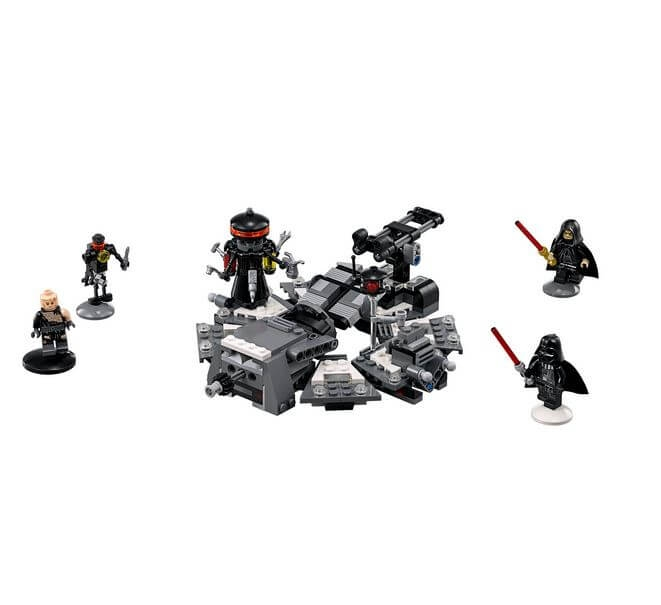 LEGO® Star Wars™ Transformarea Darth Vader™ 75183 1
