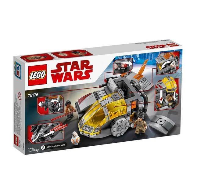 LEGO® Star Wars™ Transport Pod™ al Rezistentei 75176 1
