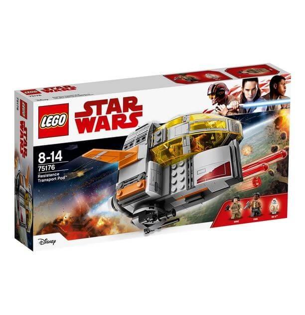 LEGO® Star Wars™ Transport Pod™ al Rezistentei 75176 0