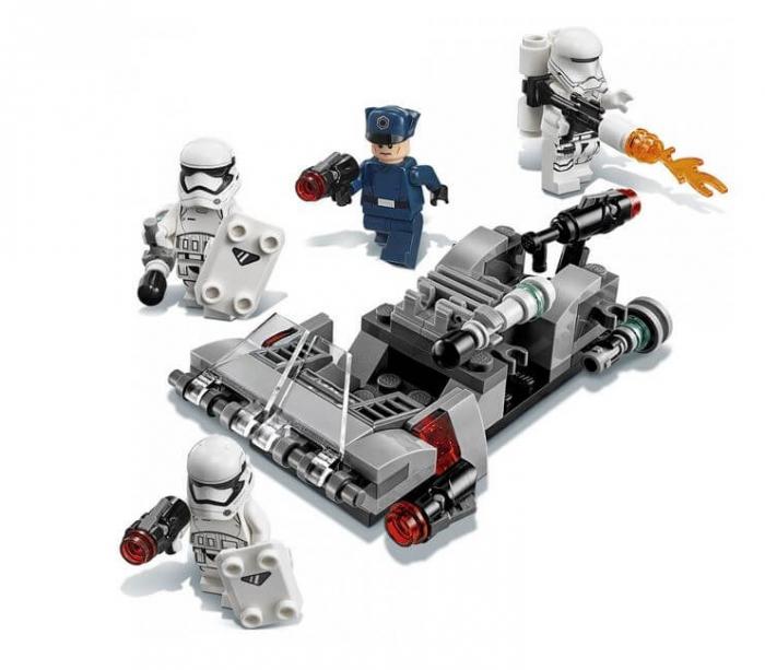 LEGO® Star Wars™ Transportor de viteza al Ordinului Intai 75166 2