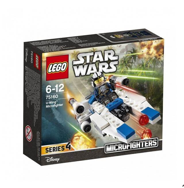 LEGO® Star Wars™ U-Wing™ 75160 1