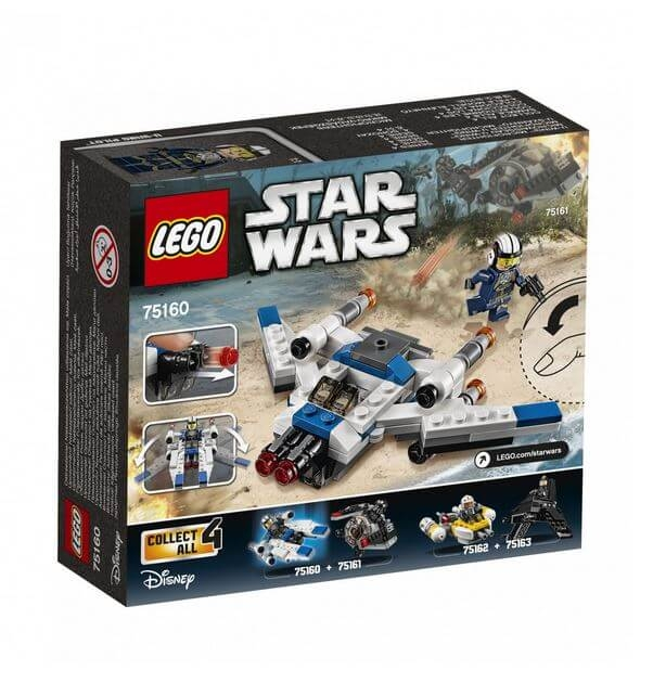 LEGO® Star Wars™ U-Wing™ 75160 0