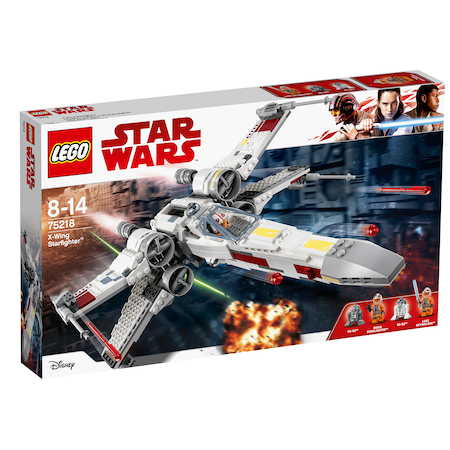 LEGO® Star Wars™ X-wing Starfighter™ 75218 [0]