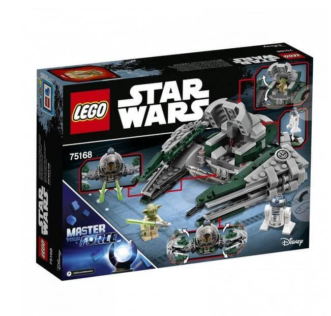 LEGO® Star Wars™ Y-Wing Starfighter™ 75172 0