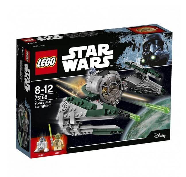 LEGO® Star Wars™ Yoda's Jedi Starfighter™ 75168 2