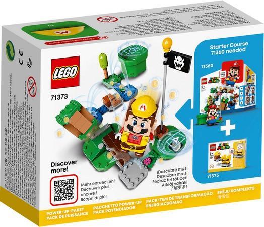 LEGO® Super Mario: Costum de puteri: Constructor - 71373 2